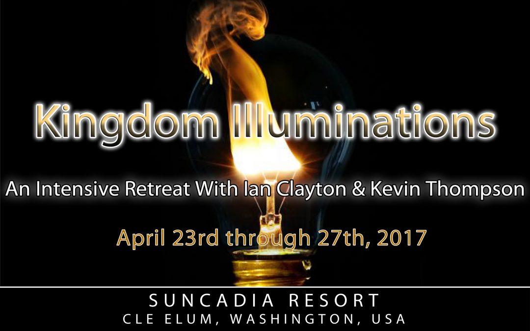 Kingdom Illuminations: An Intensive Retreat With Ian Clayton